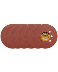 6pz - Disco abrasivo 225MM - GRANE ASSORTITE  - dischi carta vetro abrasiva x levigatrice giraffa