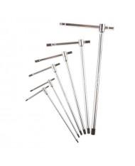 Serie chiavi Beta Tools 951/S6 estremita maschio esagonali a T 6 pezzi