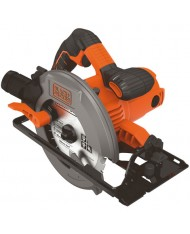 BLACK+DECKER  CS1550 SEGA CIRCOLARE 1500W LAMA TCT 190MM
