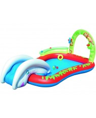 53051 BESTWAY Piscina gonfiabile GIOCO MARE GIARDINO play center