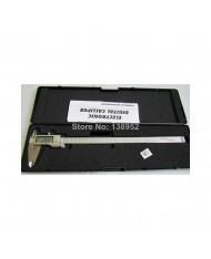 CALIBRO DIGITALE  0-150MM cassa in acciaio + VALIGETTA -