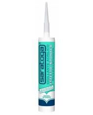 Silicone Effetto Intonaco SARATOGA - - acrilico bianco