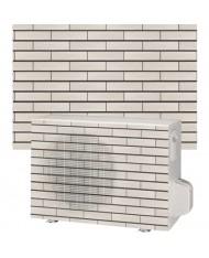 004 Cover copertura per climatizzatore unita esterna 80x60cm - con microfori brevettata - mod. muro