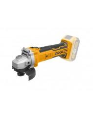CAGLI1151 - Ingco - Smerigliatrice angolare a batteria 20v nuda - SENZA BATTERIA