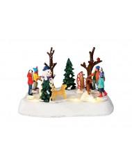 Battaglia sulla neve-Look out 34630 LEMAX