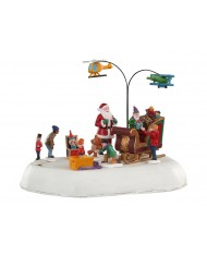 Regali di Babbo NataleVILLAGGIO DI NATALE LEMAX 04723 - Jolly Toys