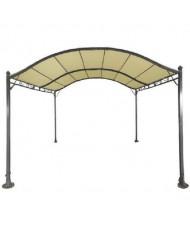 531446 - Gazebo pergola maxi in acciao L3xP4xh2,5mt arredamento giardino arredo esterno