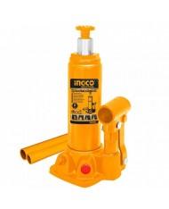 CRICCO IDRAULICO A BOTTIGLIA 6 TON 210-410 MM - SOLLEVATORE INGCO HBJ602