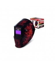 Maschera Automatica saldatura TELWIN 802816 saldatrice casco  STREAM FLAME