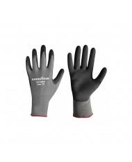 GOODYEAR guanti da lavoro  Nylon/Schiuma di Lattice TAGLIA 9 - G34884 LATEX FOAM