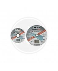 DISCO x SMERIGLIATRICE  115X1,6X22 MM PER ACCIAIO INOX - MAURER