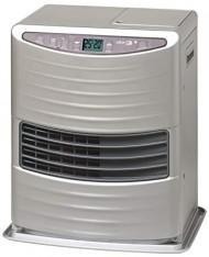 Zibro Lc 30 Stufa a Combustibile Elettronica, 3.00 Kw, 3000 W, Argento, 19m2-48m2 [Classe di efficienza energetica A]