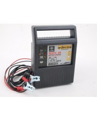 CARICABATTERIE DECA 12V AUTOMATICO - MADE IN ITALY - MATIC 119 CARICA BATTERIA