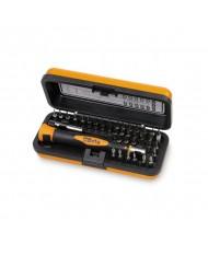 BETA BETA 1256/C36-2  -- KIT MICROGIRAVITE CON 36 BITS TORX CROCE FORO -- I-PHONE