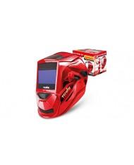 Maschera Automatica saldatura TELWIN 802936 saldatrice casco VANTAGE RED XL