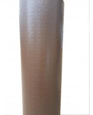 PAVIMENTO PVC BULLONATO - MARRONE - 1MTX25MT ROTOLO COPRIPAVIMENTO
