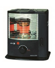 Zibro RS22 2.2 kw - Stufa a combustibile 2200w con stoppino by TOYOTOMI