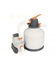 Filtro A Sabbia Flowclear 5678 lt/h Bestway 58497 - POMPA FILTRAGGIO