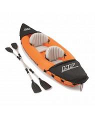 Kayak Canoa Gonfiabile Bestway 65077 Lite Rapid x2 Hydro-Force Per 2 Persone