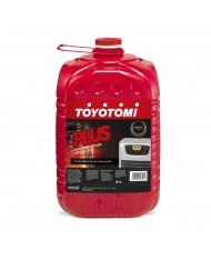 Toyotomi Plus Combustibile Puro per Stufa Portatile, Rosso, 18 litri