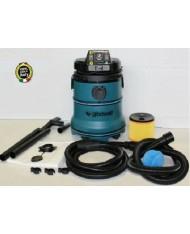 GISOWATT PC 35 --- Bidone Aspiratutto Compatto Gisowatt PC 35 litri Silent con Presa per Utensili - PROFESSIONALE