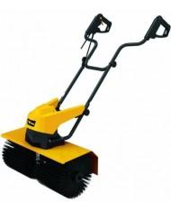 Spazzolatrice Elettrica Vigor V-Sp1500 1500 Watt per prato sintetico pavimenti legno porticati - spazzatrice in nylon