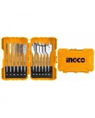 SET 12 MECCHIE PER LEGNO - AKDL1201 INGCO