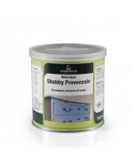 GRIGIO FUMO SMALTO VERNICE SHABBY CHIC  0,350 LT BORMA WACHS-- PITTURA POVENZALE MOBILI MOBILE
