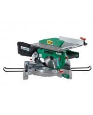 Troncatrice per legno disco 250mm + laser 1800w - SILVER-G.-250  - COMPA OMS