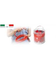 YOYO - TUBO ALLUNGABILE 30MT - ESTENSIBILE IRRIGAZIONE - MADE IN ITALY - BY FITT