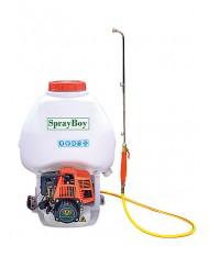 Pompa a motore SP25 Tecnospray a SCOPPIO a ZAINO GIARDINAGGIO