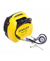 Compressore Stanley portatile AIR KIT senza serbatoio, con accessori - 1,5 HP 8 bar