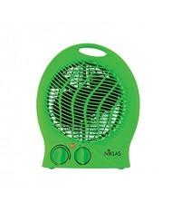 Stufa Termoventilatore Funky Verticale 2000 Watt Colore Verde