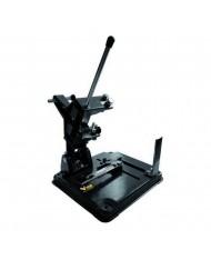 Supporto per smerigliatrice angolare 115 - con morsa apertura 12cm VSS-U/115