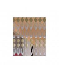 PROMO - - TENDA ARREDO PER INTERNI IN PVC - SOGGIORNO -  CM 100X220H