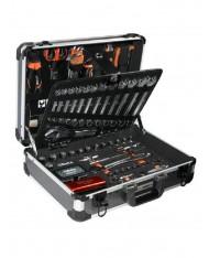 Valigia portautensili BETA TOOLS 2056 E/ITA cassetta attrezzi 144 utensili