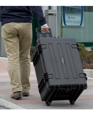 baule  PORTAUTENSILI TROLLEY - 5833.B E - explorer cases  MADE IN ITALY GT LINE