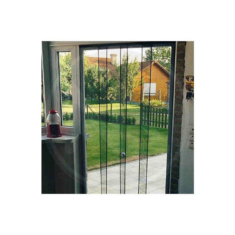 Tenda zanzariera a pannelli verticali cm 120x240h - Zanzariera porta finestra prezzo ...