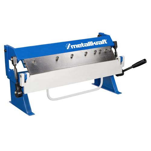 Metallkraft - MET3772610 - Piegatrice A Grembiale Modello HBSM 610 HS - Larghezz